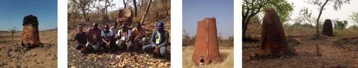 Burkina patrimoine de fer